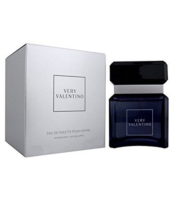 very vallentino pour homme edt 30ml