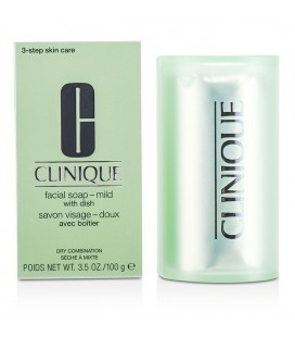 Clinique Facial Soap - Mild (With Dish).