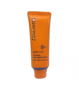 LANCASTER - Soin Solaire Anti-Age 8 spf - 50 ml