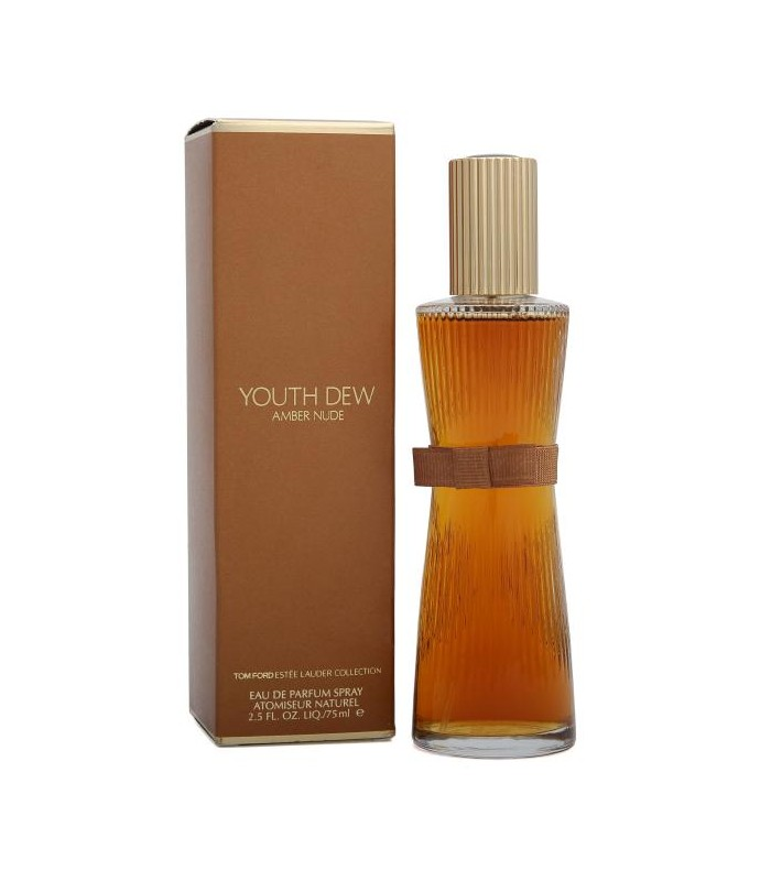 RARE!! Vintage Tom Ford Estee Lauder Youth Dew Amber Nude