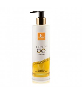 Infinity Sparkling Body Lotion Bronze 300ml
