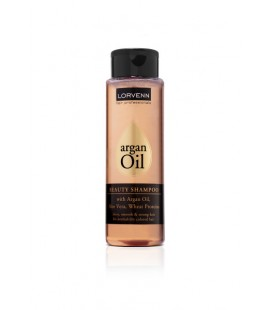Lorvenn ARGAN OIL BEAUTY SHAMPOO 300ML