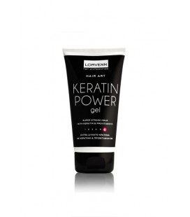 Ζελέ μαλλιών KERATIN POWER GEL LORNENN