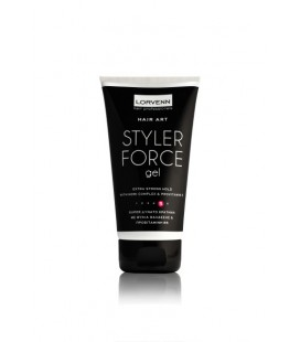 Ζελέ μαλλιών STYLER FORCE GEL HAIR ART LORVENN