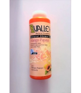 ΑΦΡΟΛΟΥΤΡΟ VALLEY MANGO PAPAYA 400ML