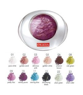 PUPA LUMINY'S EYESHADOW UNO