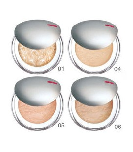 "PUPA LUMINY""S SILKY BAKED FACE POWDER"