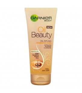 BODY OIL BEAUTY  SCRUB 200ML GARNIER