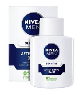 NIVEA AFTER SHAVE SENSITIVE BALSAM 100ML