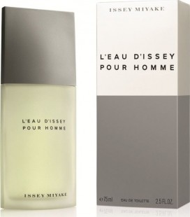L'EAU D'ISSEY MIYAKE POUR HOMME EDT 75ML