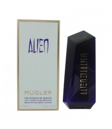 ALLIEN by Thierry Mugler body lotion 200ml