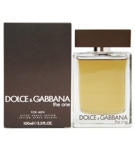 DOLCE & GABBANA the One After shave lotion 100ml