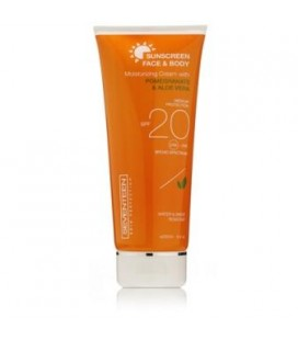 SEVENTEEN SUNSCREEN FACE AND BODY SPF 20