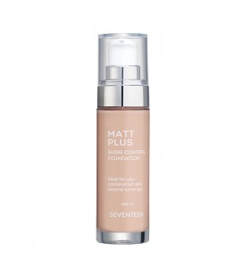SEVENTEEN MATT PLUS LIQUID FOUNDATION