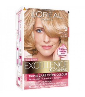 Excellence Loreal Creme N9 Ξανθό πολύ ανοικτό 48ml