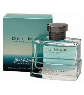 Baldessarini del mar caribbean edition eau de toilette  90ml