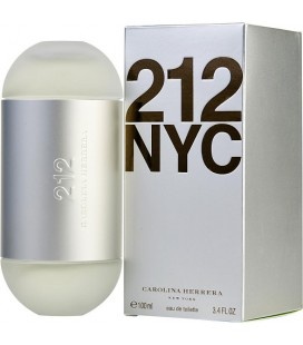 212 CAROLINA HERRERA Eau De Toilette 100ML