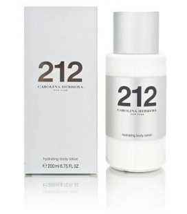 212 CAROLINA HERRERA Hydrating body lotion 200ML