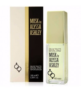 Alyssa ashley musk eau de toilete 100ml