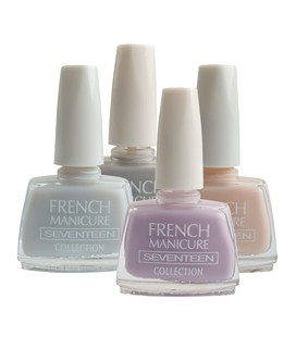 SEVENTEEN  French Manicure Collection
