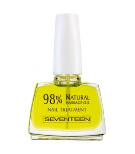 SEVENTEEN 98 % Natural Massage Oil Nail Treatment