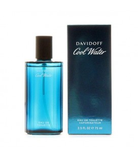 Davidoff Cool Water eau de toilette 75ml