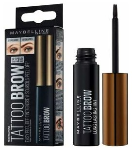 MAYBELLINE TATTOO BROW MEDIUM BROWN