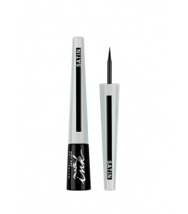 MAYBELLINE lasting drama liquid eyeliner satin N01 luminous black