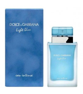 DOLCE & GABBANA LIGHT BLUE INTENSE EAU DE PARFUM 25ML