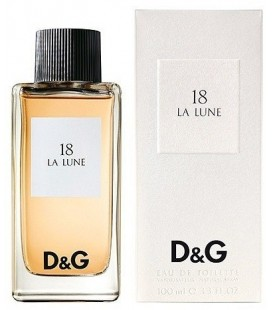 D&G ANTHOLOGY LA LUNE 18 DOLCE & GABBANA EDT 100ML