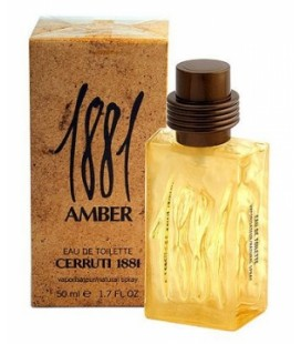 1881 CERRUTI AMBER EDT 50ML