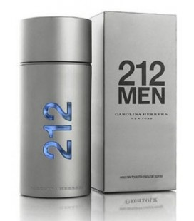 212 MEN EDT 100ML CAROLINA HERRERA