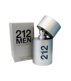 212 MEN EDT 50ML CAROLINA HERRERA