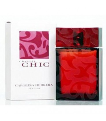 CRYSTAL CHIC EDP 80ML CAROLINA HERRERA