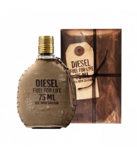 DIESEL FUEL FOR LIFE POUR HOMME EDT 75ML