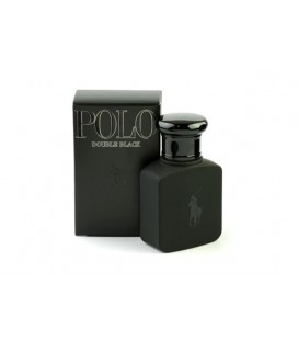 POLO DOUBLE BLACK EDT 40ML